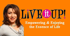 Donna Drake, Host for Live It Live TV Show